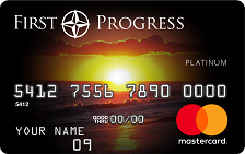 First Progress Platinum Select Mastercard® Secured Credit Card