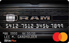 Ram DrivePlus Mastercard®