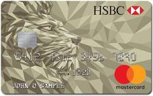 HSBC Gold Mastercard® Credit Card