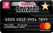 Speedy Rewards® Mastercard®