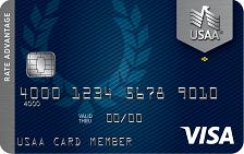 USAA Rate Advantage Visa Platinum® Card