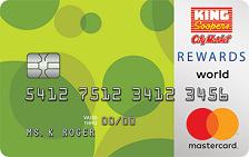 King Soopers REWARDS World Mastercard®