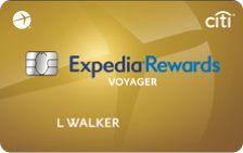 Expedia® Rewards Voyager Card from Citi