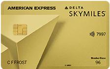 Gold Delta SkyMiles® Credit Card