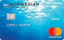 Norwegian Cruise Line® World Mastercard®