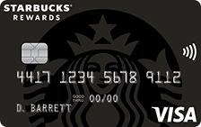 Starbucks Rewards™ Visa® Card