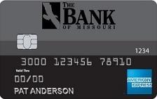Bank of Missouri Premier Rewards American Express® Card