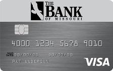Bank of Missouri Secured Visa® Card