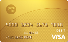Green Dot Prepaid Visa® Card