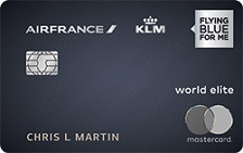 Air France KLM World Elite Mastercard®