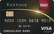 BB&T Vantage® Visa Signature® Credit Card