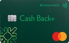 Citizens Bank Cash Back Plus® World Mastercard®