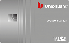 Union Bank Business Platinum™ Visa® Credit Card