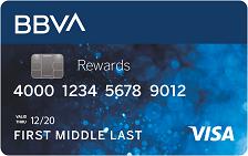 BBVA Rewards Card