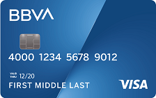 BBVA Optimizer Credit Card®