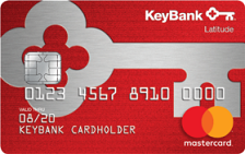 KeyBank Latitude® Credit Card