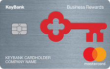 KeyBank Business Rewards Mastercard® Credit Card