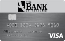 Bank of Missouri Visa Signature® Real Rewards Card