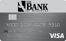 Bank of Missouri Visa® Business Rewards PLUS Card