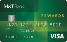 M&T Visa Credit Card with Rewards