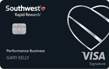 Southwest Rapid Rewards® Performance Business Credit Card