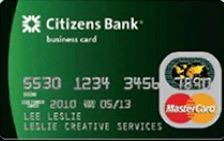 Citizens Bank Everyday Points® Business Mastercard®