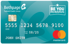 Bethpage Mastercard® Be You Rewards Credit Card