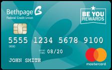 Bethpage Mastercard® Be You Rewards Credit Card