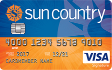 Sun Country Airlines® Visa Signature® Card