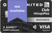 United℠ Club Business Card