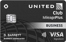 United℠ Club Business Card