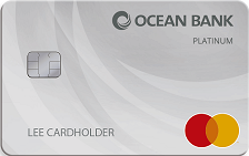 Ocean Bank Platinum Card