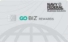 Navy Federal GO BIZ Rewards Visa® Business Card