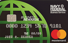 Navy Federal Mastercard® Business Card