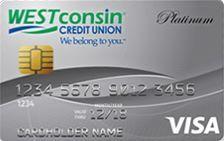 WESTconsin Platinum Visa Credit Card