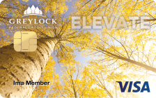 Greylock Federal Credit Union Elevate Card
