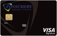 CCU Visa Signature Rewards