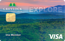 Greylock Federal Credit Union Explore Rewards Card