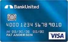 BankUnited Visa® Platinum Card