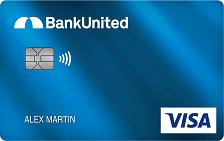 BankUnited Visa® Platinum Card