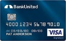 BankUnited Visa® Real Rewards Card
