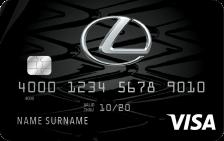 Lexus Pursuits Visa®