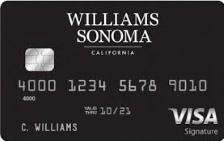 Williams Sonoma Visa®