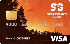 Sportsman's Guide Buyer's Club® Rewards Visa®