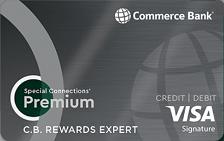 Special Connections® Visa Signature®