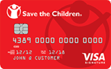 Save the Children Visa® Signature