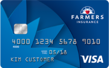 Farmers® Rewards Visa®