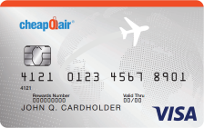 CheapOair Visa® Credit Card