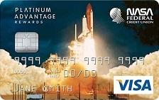 NASA FCU Visa Classic