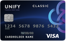UNIFY Variable-Rate Visa® Classic Credit Card